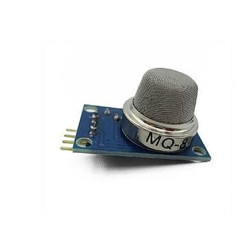 Metan Gaz (CNG) Sensör Kartý - MQ4