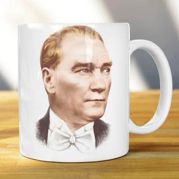 Atatürk Baskýlý Kupa Bardak