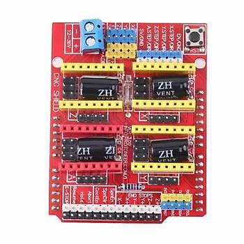 Arduino UNO için CNC Shield (A4988 uyumlu)