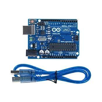 Arduino UNO R3 DIP (Klon)