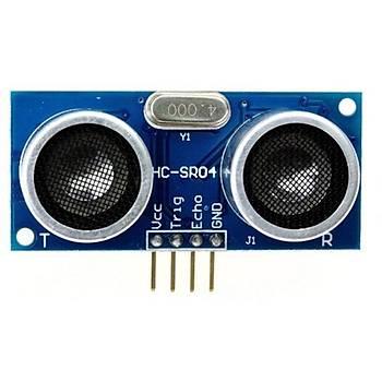 Arduino HC-SR04 Ultrasonik Mesafe Sensörü