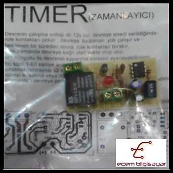 Timer Zamanlayýcý (Enerji ile Start Monteli)