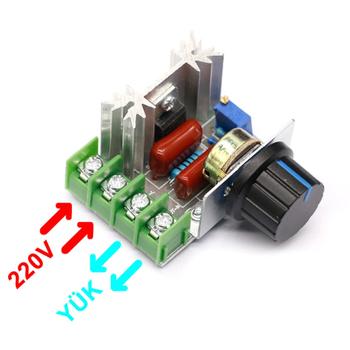 AC 220V 2000W Dimmer