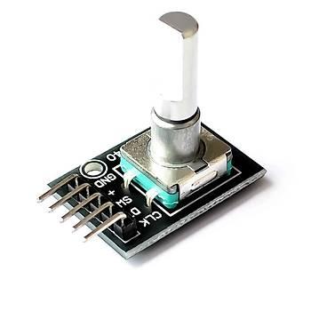 Arduino KY-040 Rotary Encoder