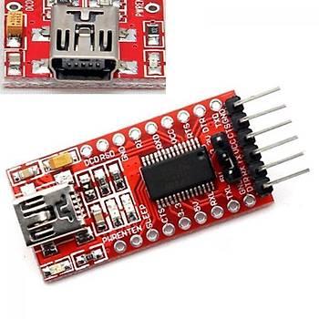 FTDI Programlama Kartý (3.3 V - 5 V Seçilebilir)