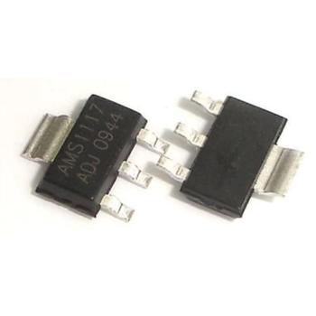 Arduino AMS 1117 ADJ Voltaj Regülatörü