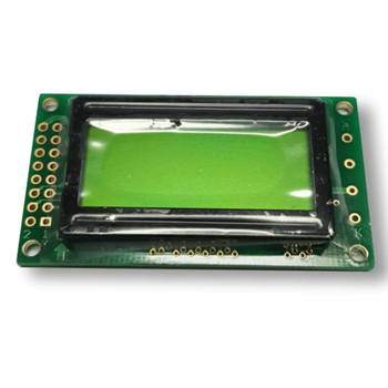 2x8 LCD Yeþil YMS0802-01 Iþýksýz Arduino - Raspberry