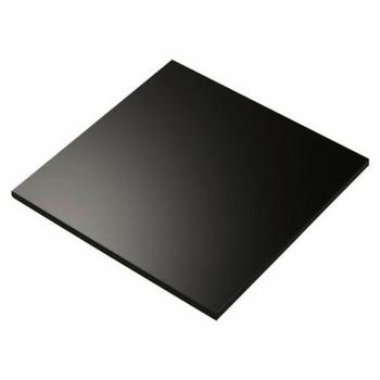 Pleksi Levha Siyah 2.8mm~3mm Pleksiglass - Acrylic Her Ebatta