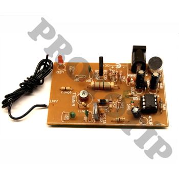 FM Verici 2 watt ( Monteli - Hazýr Devre )