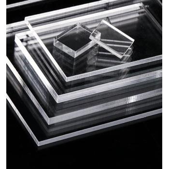 Pleksi Levha Þeffaf 8mm Pleksiglass - Acrylic Her Boyutta