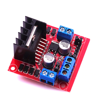 Arduino L298N Motor Sürücü Shield Motor Driver