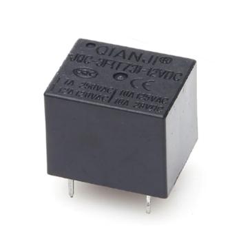 JQC-3F(T73) 12VDC / QIANJI Röle