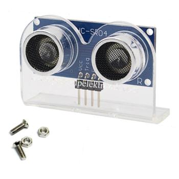HC-SR04 Ultrasonik Mesafe Sensörü Baðlatý Aparatý Arduino