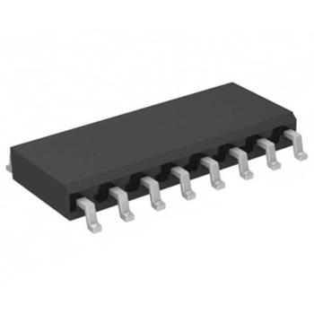 74HC595D SOP-16 8-bit serial-in/serial