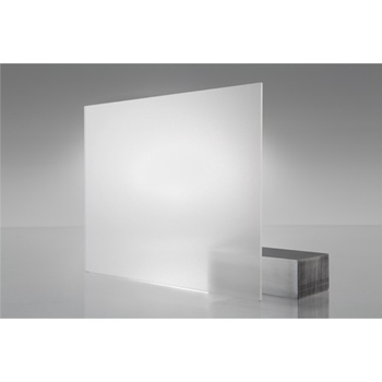 Pleksi Levha Buzlu Beyaz 2mm Pleksiglass - Acrylic Her Boyutta