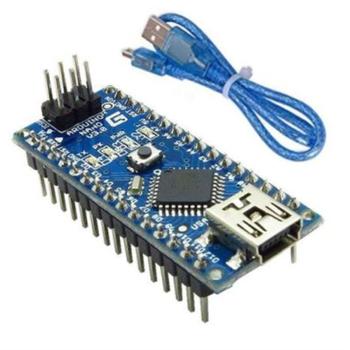 Arduino Nano CH340 Chip Klon - (USB Kablolu)
