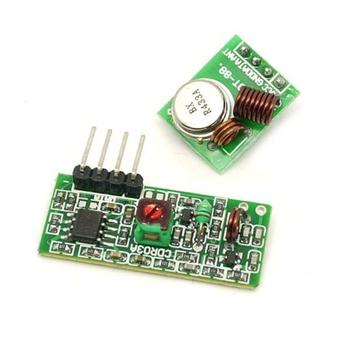 Arduino ARM PIC için 433MHz RF alýcý verici