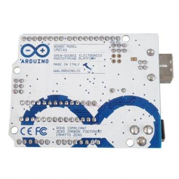 Arduino Uno R3 ( DIP Model ) Klon - USB Kablo Dahil