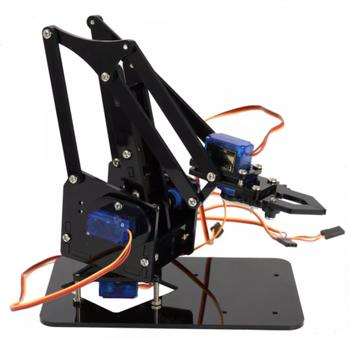 Arduino Robot Kol Parçalarý 35 Parça ( Lazer Kesim )