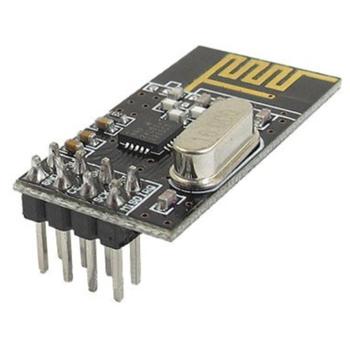 Arduino NRF24L01 2.4G Kablosuz Haberleþme