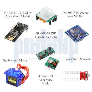 Arduino Seti Ýleri Düzey UNO R3 ( CH340 ) Toplam: 344 Parça