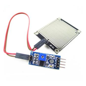 Arduino için Yaðmur ve Islaklýk Sensörü