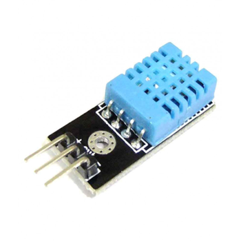 Arduino DHT11 Dijital Sýcaklýk, Nem Sensör Modülü