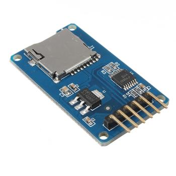 Arduino Micro Sd Kart Modülü SPI