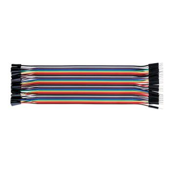 Arduino 20cm diþi - erkek dupont - Jumper kablo 40 Pin