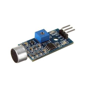 Arduino Gürültü ve Ses Algýlama Modülü