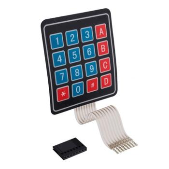Arduino PIC ARM 4x4 membran Keypad Tuþ Takýmý