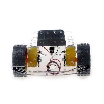 Arduino 2WD Robot Araba Platform - 2wd Smart Car