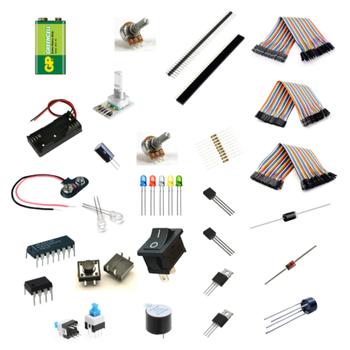 Arduino Profesyonel Set 100 Parça 368 Adet