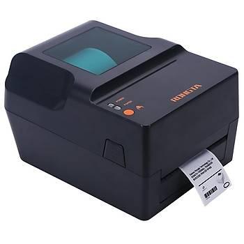 RONGTA RP400H BARKOD YAZICI USB+RS232+ETH+LPT