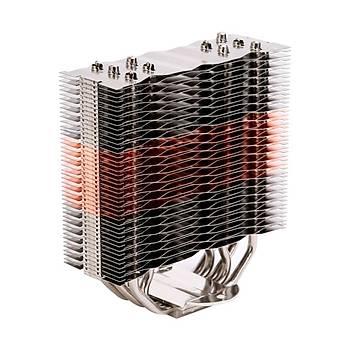ZALMAN CNPS17X 14CM LED CPU SOÐUTUCU (ÝNTEL-AMD)