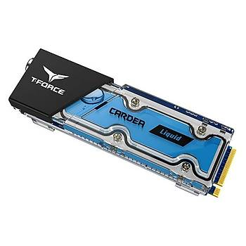 512GB TEAM M.2 PCIe 3400/2000 MB/s CARDEA LIQUID  WATER COOLING SSD