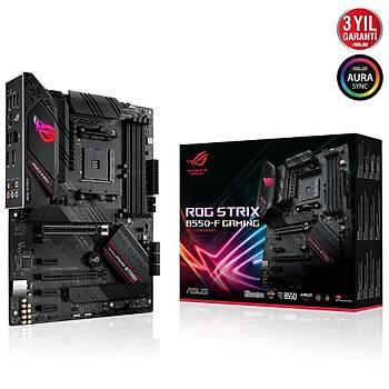 ASUS ROG STRIX B550-F GAMING DDR4 4600MHz(OC) AM4