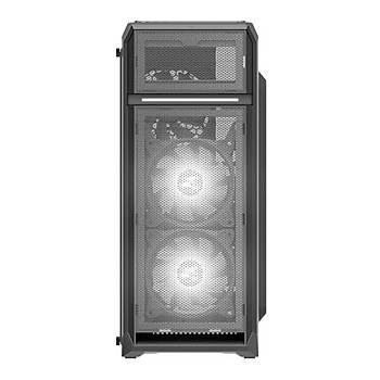 ZALMAN N5OF 600W 3X BEYAZ LED FAN ATX MIDT KASA