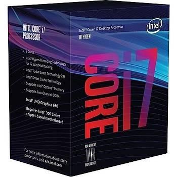 INTEL CORE i7-9700F 3.0Ghz 12MB 1151 9.Nesil VGASIZ