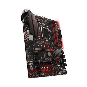 MSI Z390 GAMING PLUS HDMI DVI M.2 USB3.1 ATX 1151