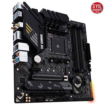 ASUS PRIME B550M-A (WI-FI) DDR4 4600Mhz mATX AM4