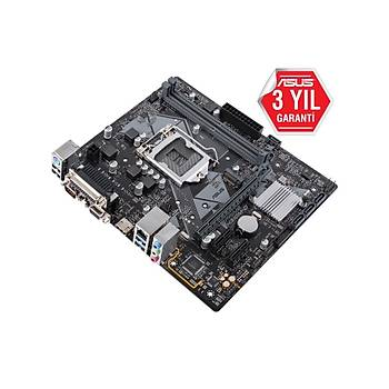 ASUS PRIME H310M-D R2.0 DDR4 2666Mhz M.2 1151p