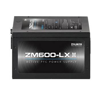 ZALMAN ZM600-LXII POWER SUPPLY 600W 120mm FANLI