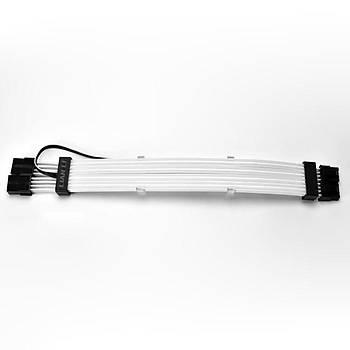 LIAN LI STRIMER PLUS 8 PIN ARGB OPTÝK  KABLOSU (8+6+2 Pin PCI-e Uzatma Kablosu)