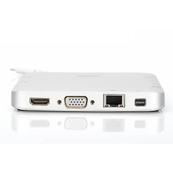 DIGITUS DA-70863 USB TYPE-C BAÐLANTI ÝSTASYON
