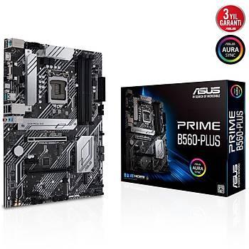 ASUS PRIME B560-PLUS DDR4 4600(OC) ATX 1200P