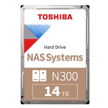 14TB TOSHIBA N300 7200RPM SATA 256MB HDWG21EUZSVA