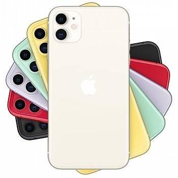 APPLE ÝPHONE 11 256GB BEYAZ MHDQ3TU/A AKSESUARSIZ