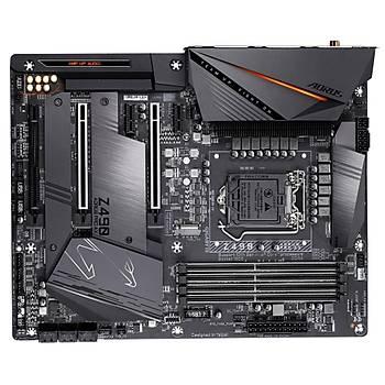 GIGABYTE Z490 AORUS PRO AX 5000(OC) DDR4 M.2 Wi-Fi HDMI mATX 1200p