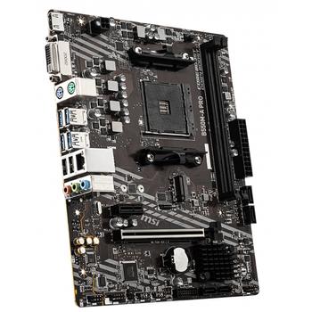 MSI B550M-A PRO DDR4 4600(OC)Mhz HDMI DP ATX AM4